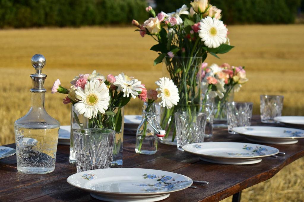 Udlejning af borde og stole Sjælland - Norbord