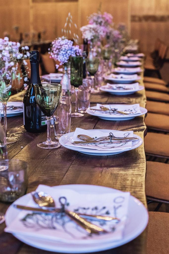 Se flotte Norbord borde til fest