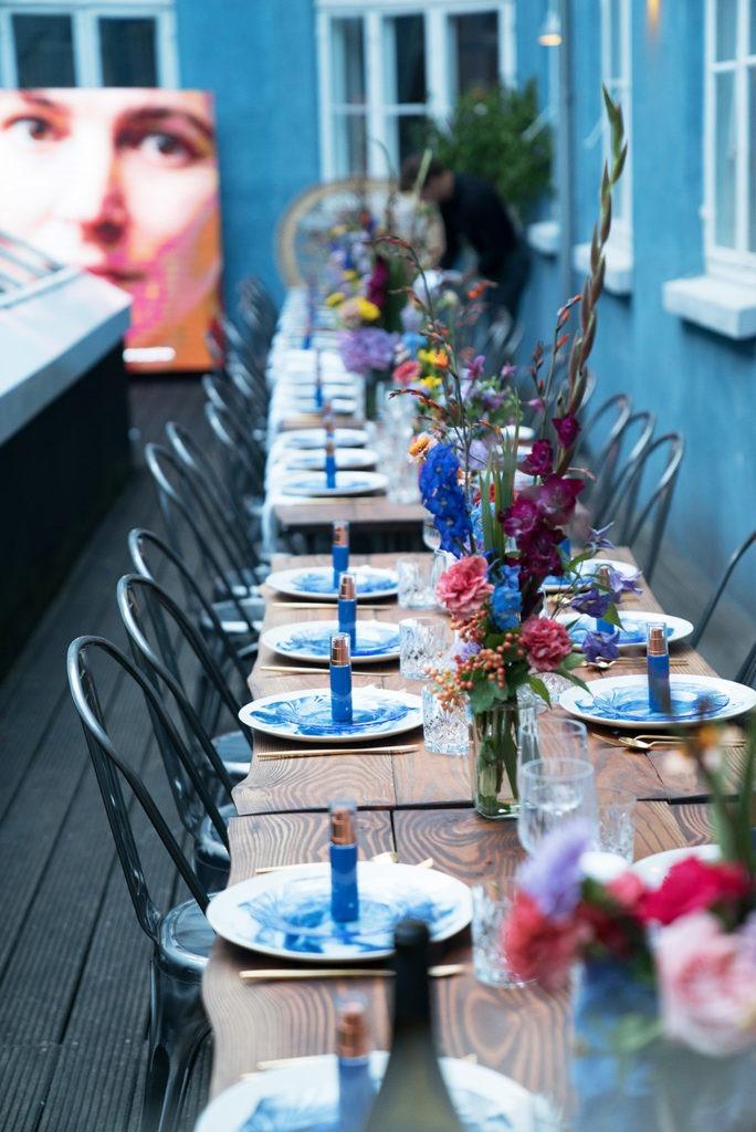 Norbord Plankeborde udlejet til Influencer Event
