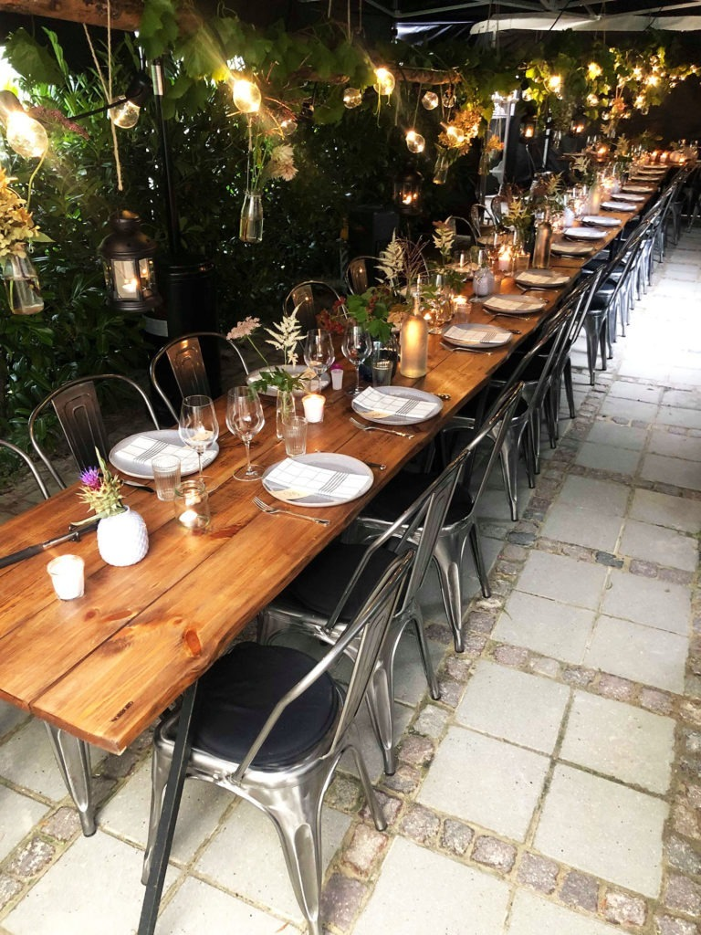 Norbord - Plankeborde til din næste Havefest